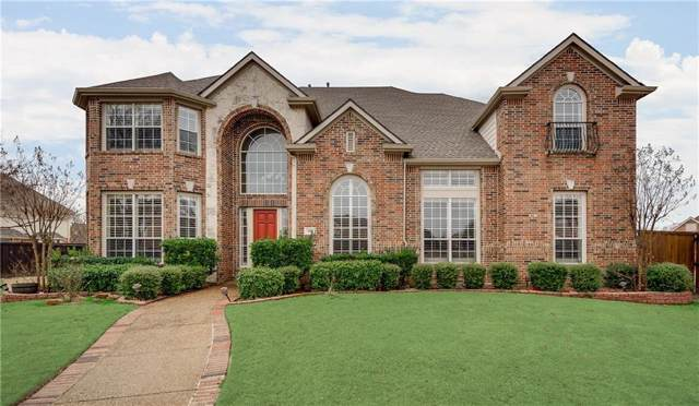132 Paige Court, Murphy, TX 75094 (MLS #14140120) :: Lynn Wilson with Keller Williams DFW/Southlake