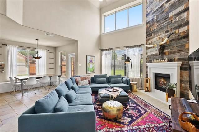 4101 Volk Court, Fort Worth, TX 76244 (MLS #14140123) :: Frankie Arthur Real Estate