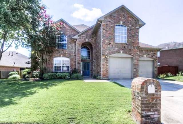 2910 Sunset Ridge, Mckinney, TX 75072 (MLS #14140124) :: RE/MAX Town & Country