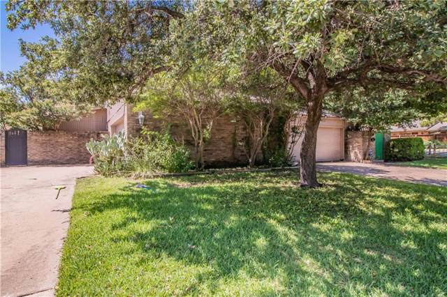 3325 Bristol Road, Fort Worth, TX 76107 (MLS #14140134) :: RE/MAX Town & Country