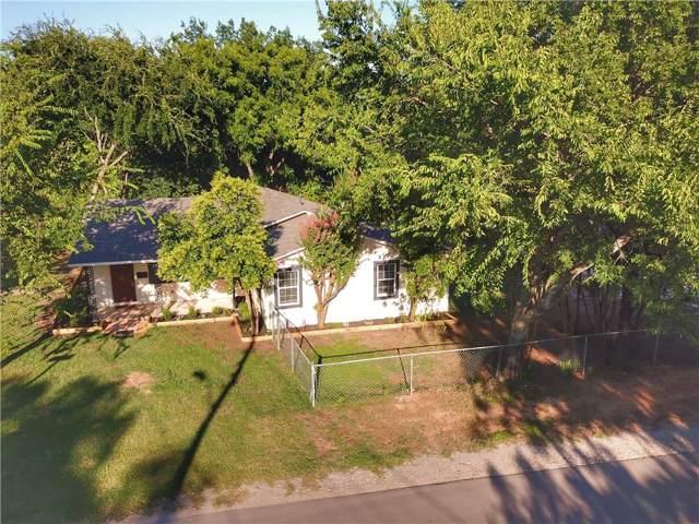 616 N Stewart, Azle, TX 76020 (MLS #14140148) :: RE/MAX Town & Country