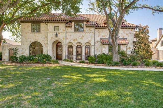 5924 Waggoner Drive, Dallas, TX 75230 (MLS #14140154) :: Robbins Real Estate Group
