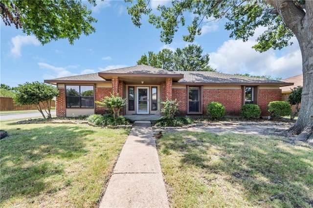 1400 Laredo Lane, Mesquite, TX 75150 (MLS #14140160) :: Lynn Wilson with Keller Williams DFW/Southlake