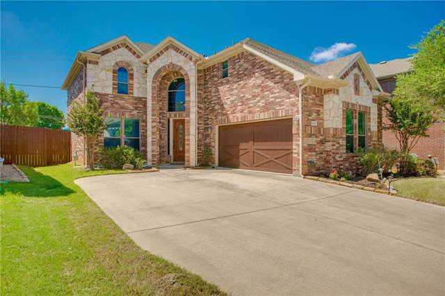 1807 Long Bow Trail, Euless, TX 76040 (MLS #14140167) :: Lynn Wilson with Keller Williams DFW/Southlake