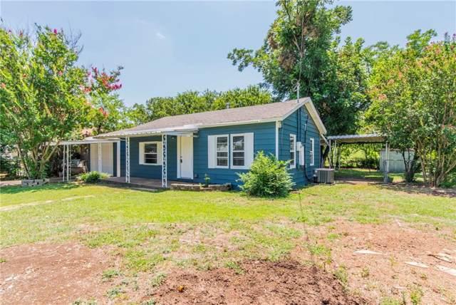 8121 Raymond Avenue, White Settlement, TX 76108 (MLS #14140169) :: Kimberly Davis & Associates