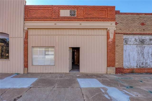 112 W 6th Street W, Cisco, TX 76437 (MLS #14140175) :: The Chad Smith Team