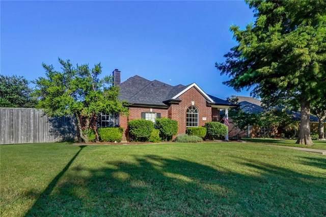 3502 Bridgewater Drive, Rowlett, TX 75088 (MLS #14140176) :: The Mitchell Group