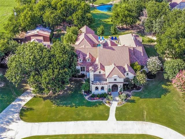 3500 Peters Colony Road, Flower Mound, TX 75022 (MLS #14140180) :: RE/MAX Town & Country