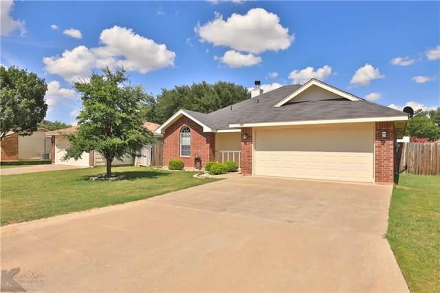 3957 Trinity Lane, Abilene, TX 79602 (MLS #14140189) :: RE/MAX Town & Country