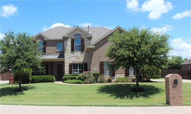 1416 Twisting Star Drive, Fort Worth, TX 76052 (MLS #14140199) :: Lynn Wilson with Keller Williams DFW/Southlake