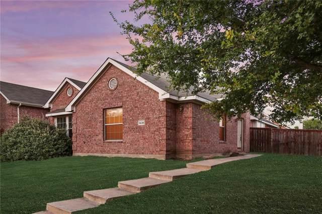 1638 Myrtle Drive, Little Elm, TX 75068 (MLS #14140206) :: The Tierny Jordan Network