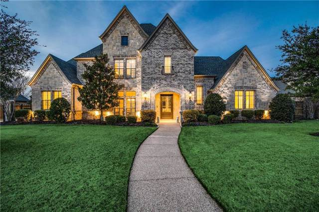120 Londonberry Terrace, Southlake, TX 76092 (MLS #14140208) :: The Star Team | JP & Associates Realtors