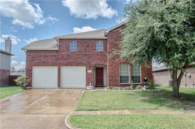 105 Bowie Street, Forney, TX 75126 (MLS #14140216) :: RE/MAX Town & Country