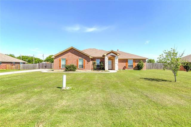 805 Green Street, Rio Vista, TX 76093 (MLS #14140218) :: Lynn Wilson with Keller Williams DFW/Southlake