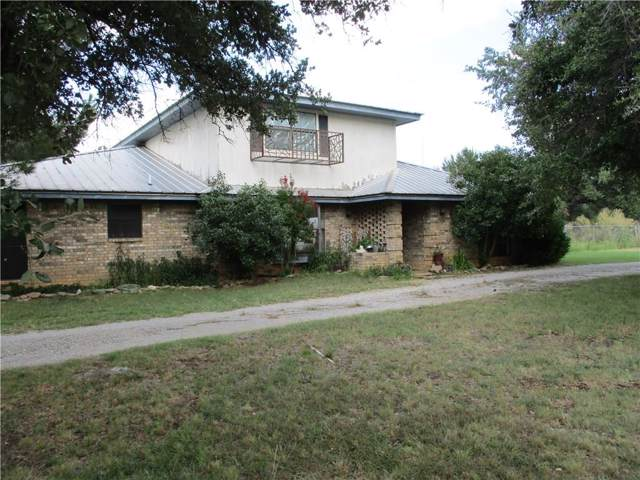 1600 Foch, Ranger, TX 76470 (MLS #14140231) :: RE/MAX Town & Country