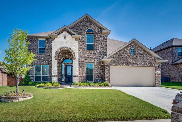 413 Rossville Drive, Midlothian, TX 76065 (MLS #14140247) :: RE/MAX Town & Country