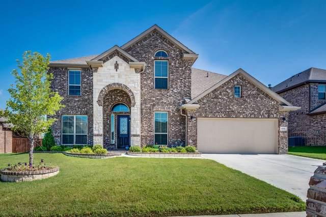 413 Rossville Drive, Midlothian, TX 76065 (MLS #14140247) :: Kimberly Davis & Associates