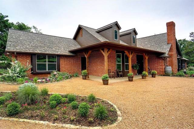 501 Skyridge Drive, Argyle, TX 76226 (MLS #14140267) :: Kimberly Davis & Associates