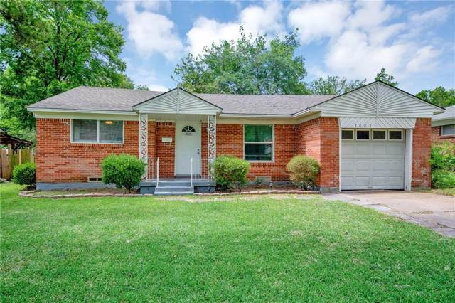 3404 Gayle Drive, Mesquite, TX 75150 (MLS #14140275) :: Kimberly Davis & Associates