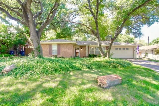 3401 Covert Avenue, Fort Worth, TX 76133 (MLS #14140280) :: Century 21 Judge Fite Company
