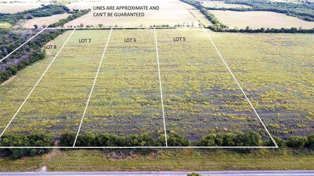 Lot 6 Fm 3427, Wolfe City, TX 75496 (MLS #14140284) :: Real Estate By Design