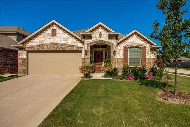 5200 Texana Drive, Frisco, TX 75036 (MLS #14140286) :: The Star Team | JP & Associates Realtors