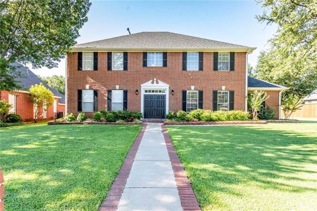 8 Rolling Hills Circle, Denton, TX 76205 (MLS #14140298) :: RE/MAX Town & Country