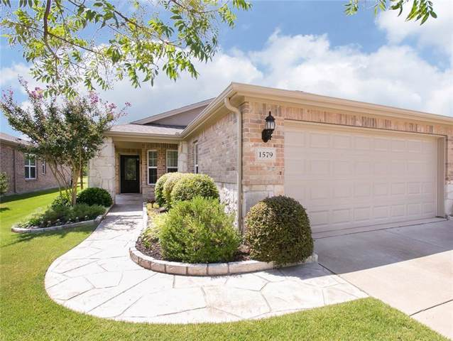 1579 Antelope Hills Drive, Frisco, TX 75036 (MLS #14140306) :: RE/MAX Town & Country