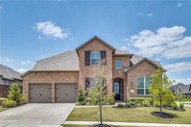 3617 Tioga Trail Trail, Oak Point, TX 75068 (MLS #14140312) :: Van Poole Properties Group