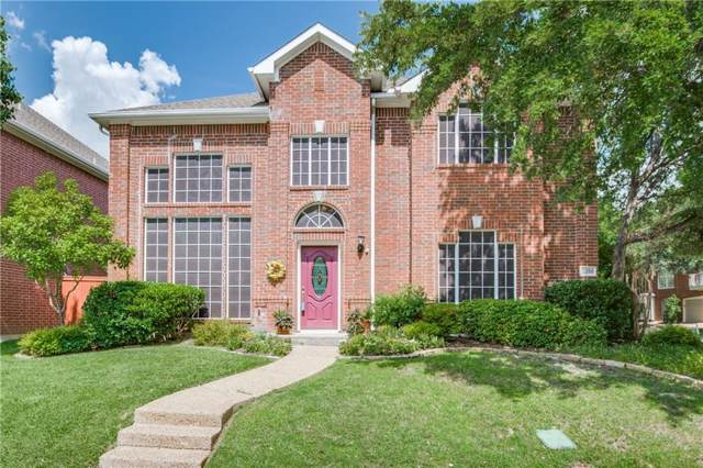 9350 Saddlehorn Drive, Irving, TX 75063 (MLS #14140313) :: RE/MAX Town & Country