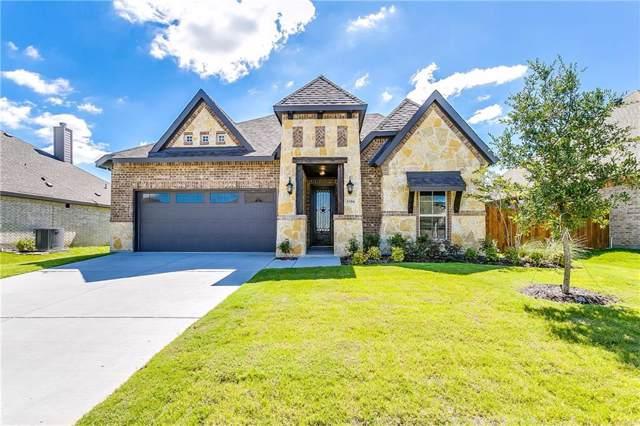 1504 Van Buren Court, Waxahachie, TX 75165 (MLS #14140315) :: Century 21 Judge Fite Company