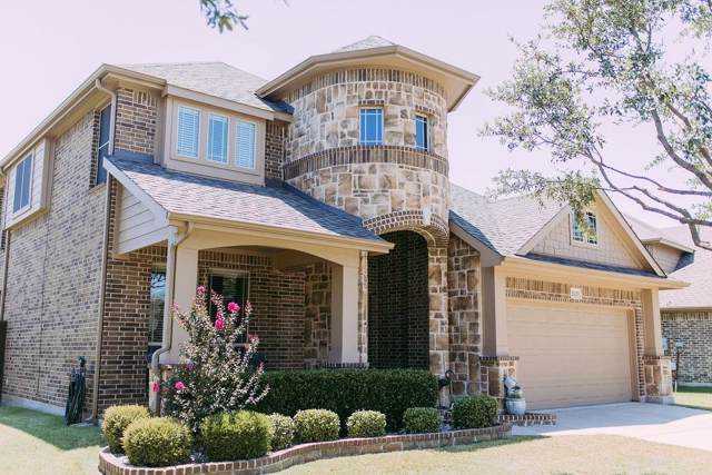 2620 Choctaw Court, Little Elm, TX 75068 (MLS #14140339) :: The Real Estate Station