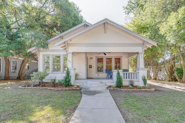 302 Kirven Avenue, Waxahachie, TX 75165 (MLS #14140342) :: RE/MAX Town & Country