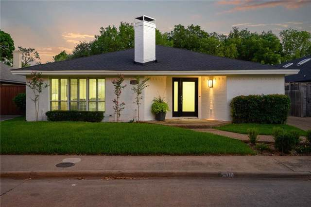 5710 Over Downs Drive, Dallas, TX 75230 (MLS #14140345) :: HergGroup Dallas-Fort Worth