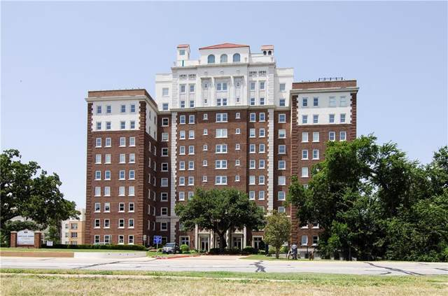 329 E Colorado Boulevard #402, Dallas, TX 75203 (MLS #14140347) :: Robbins Real Estate Group