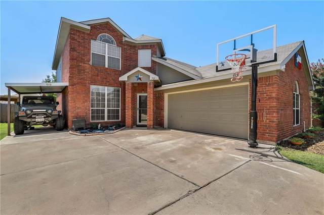 713 Agora Court, Fort Worth, TX 76052 (MLS #14140348) :: Lynn Wilson with Keller Williams DFW/Southlake