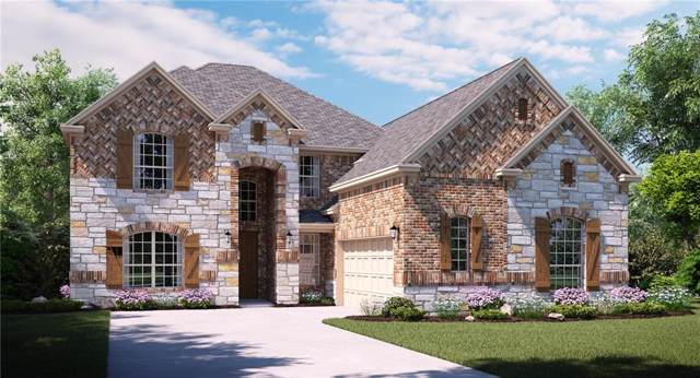 16420 Barton Creek Lane, Frisco, TX 75068 (MLS #14140351) :: The Real Estate Station