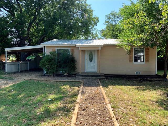 513 Victory Street, Graham, TX 76450 (MLS #14140355) :: RE/MAX Town & Country