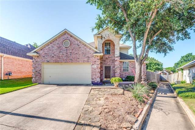 709 Ashbrook Court, Euless, TX 76039 (MLS #14140356) :: Vibrant Real Estate