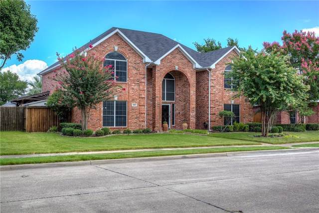 2310 Loretta Ln, Rowlett, TX 75088 (MLS #14140361) :: The Daniel Team