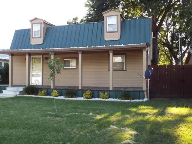 507 S Green Street, Eastland, TX 76448 (MLS #14140371) :: All Cities Realty
