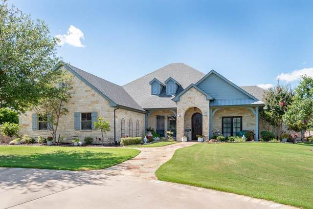2018 Green Wing Drive, Granbury, TX 76049 (MLS #14140374) :: Lynn Wilson with Keller Williams DFW/Southlake