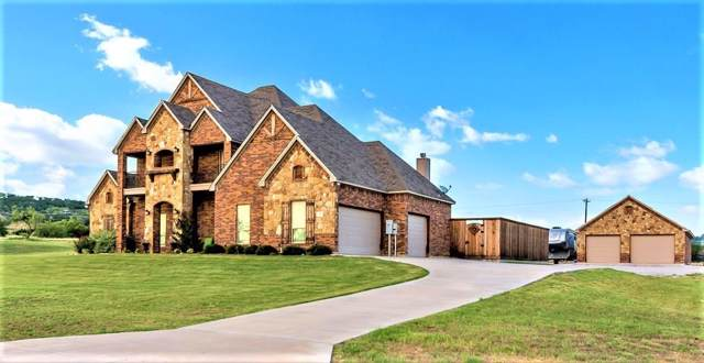 122 Turtle Dove Lane, Graford, TX 76449 (MLS #14140378) :: Lynn Wilson with Keller Williams DFW/Southlake