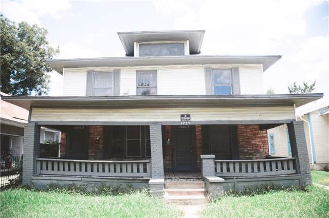 1725 Alston Avenue, Fort Worth, TX 76110 (MLS #14140405) :: RE/MAX Town & Country