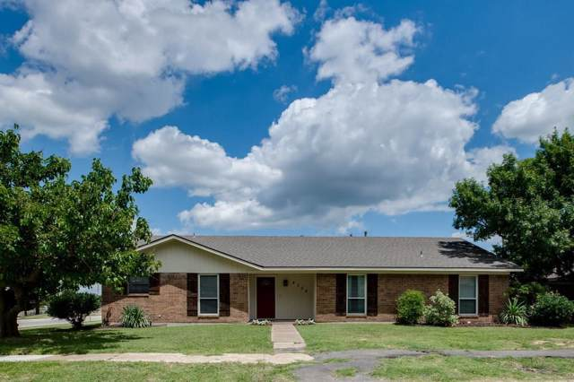 4306 Cheyenne Drive, Rowlett, TX 75088 (MLS #14140414) :: RE/MAX Town & Country