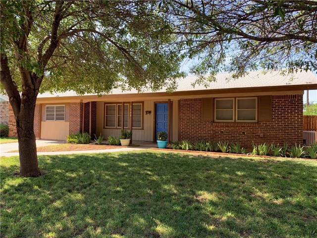 3688 N 9th Street, Abilene, TX 79603 (MLS #14140421) :: RE/MAX Pinnacle Group REALTORS