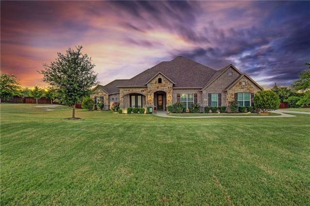 4821 Patti Way, Midlothian, TX 76065 (MLS #14140426) :: Lynn Wilson with Keller Williams DFW/Southlake