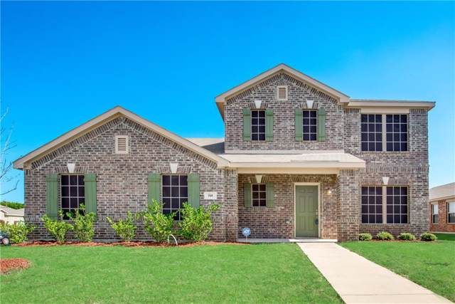 748 Snowy Orchid Lane, Desoto, TX 75115 (MLS #14140442) :: Lynn Wilson with Keller Williams DFW/Southlake