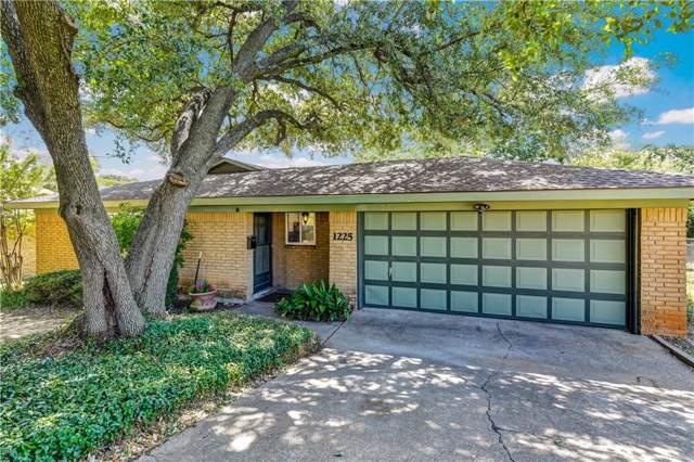 1225 Karla Drive, Hurst, TX 76053 (MLS #14140453) :: The Good Home Team