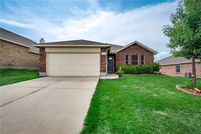 14121 Tanglebrush Trail, Fort Worth, TX 76052 (MLS #14140457) :: Team Tiller